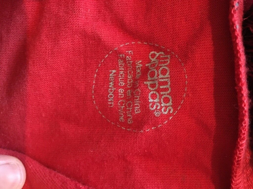 bfb7bfbf305 Mamas   Papas newborn baby clothes