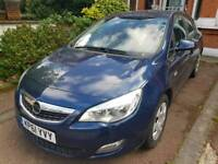 CHEAP VAUXHALL ASTRA 1.3 CDTI ECO FLEX 2012 FOR QUICK SALE