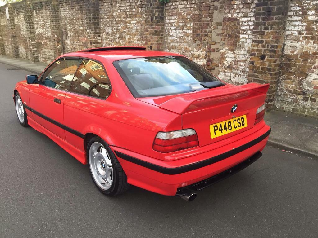 bmw e36 genuine m sport 318is in queens park london gumtree. Black Bedroom Furniture Sets. Home Design Ideas