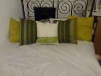 Lovely Cushions. Good condition