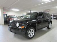 2014 Jeep Patriot LIMITED 4X4  *CUIR/TOIT/NAV*