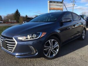 2017 Hyundai Elantra GLS Nice Car! Sunroof with Heated Front...