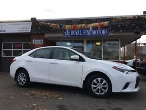 2014 Toyota Corolla CE,full power,Auto,AC,b.tooth,warranty,new t