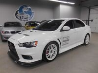 2012 Mitsubishi LANCER EVOLUTION AMS 750X PACKAGE! MONSTER EVO!