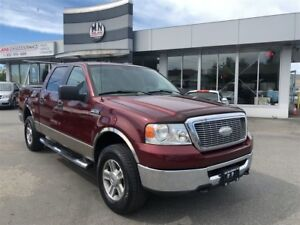 2006 Ford F-150 XLT 4WD CREW 4.6L V8 Only 168, 000Km