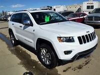 2015 Jeep Grand Cherokee LIMITED 3.6L V6 OFF ROAD PACK / SUNROOF