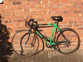 """Raleigh road bike. 21"""" frame. Good condition"""