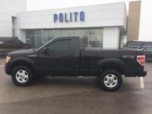 2014 Ford F-150 STX 6-ft. Bed 4WD