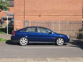 Vauxhall vectra 2.0 petrol turbo remapped