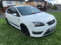 2007 FORD FOCUS ST-2 WHITE! 88K 11M MOT