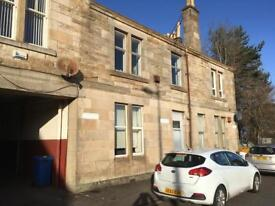 1 Bed Town Centre Flat in Blantyre (no deposit)