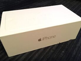 Gold iPhone 6+