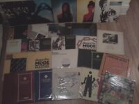 """DEPECHE MODE 12"""" SINGLE COLLECTION (24 ITEMS!)"""