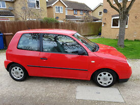 VW LUPO 1.0 low miles, coilovers £650ono