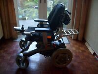 Alber Adventure All Terrain Power Wheelchair. PRICE REDUCED, Excellent condition. Ready to go.