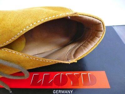 Mokassins Elite Details Lloyd 42 Zu Np145€ Ovp Schnürschuhe Schuhe Boots 8 Curry Halbschuhe nwOkP0