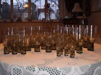 Holmegaard Per Lutken glassware