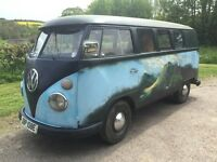 1967 Split Screen Camper immaculate condition