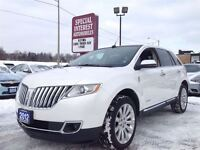 2012 Lincoln MKX AWD LIMITED EDITION (NO ACCIDENTS)