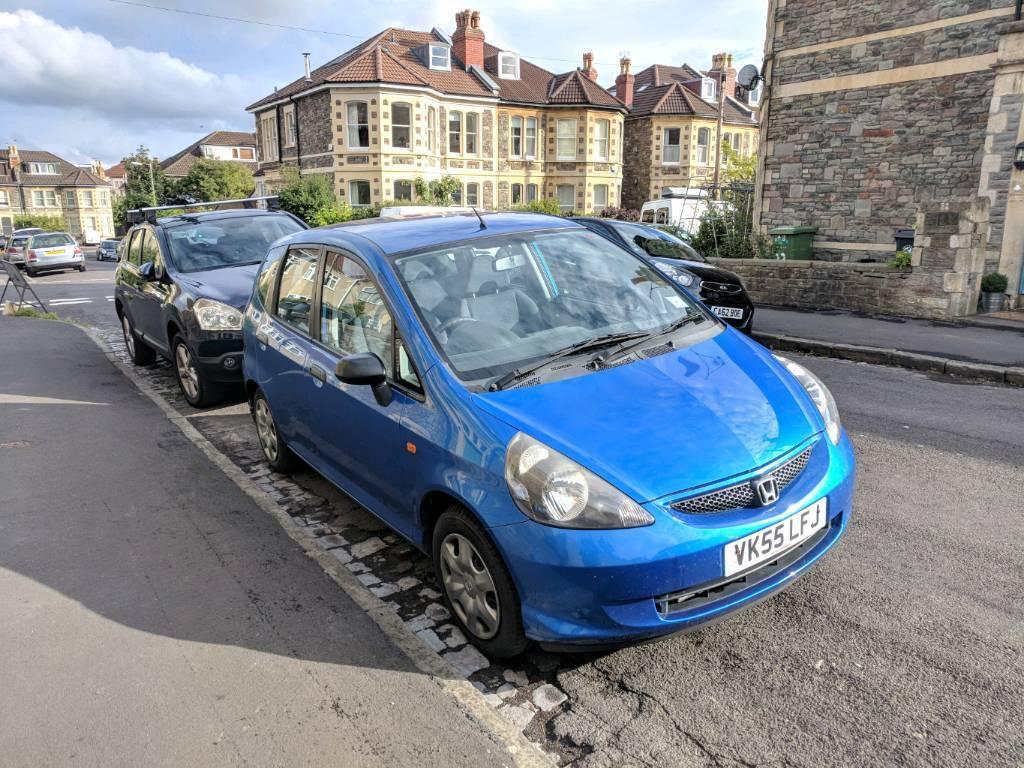 Honda Jazz 2005 12 Five Door Blue For Sale In Cotham Bristol