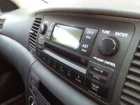 Toyota Corolla Car Stereo