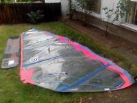 Neil Pryde V6 5 sq. metre Windsurf Sail for Sale