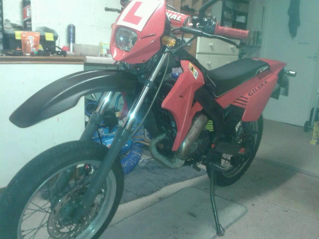 Gilera rcr 50cc
