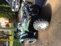 Selling 2009 Grizzly 700