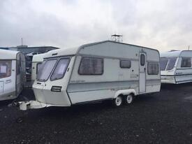 1992 LUNAR delta swift abi caravan twin axle end bedroom CAN Deliver