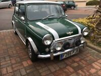 Classic Mini, brilliant to drive, like a street legal go kart, so much fun. Recent MOT, reliable.