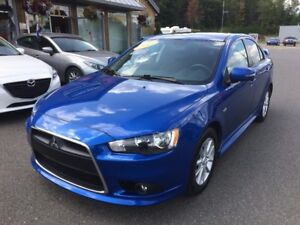 2015 Mitsubishi Lancer LIMITED EDITION AVEC AILERON ARRIERE/INCR