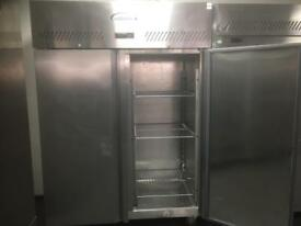 Williams Double door cabinet freezer LJ2SA