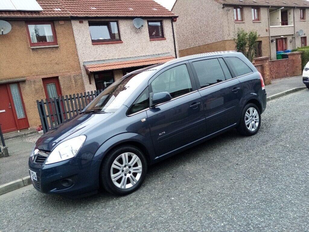 *STUNNING* Vauxhall Zafira 1.7cdti Ecoflex, 7 seater / MPV / ESTATE