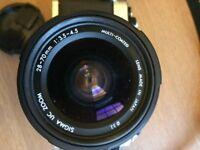 Sigma UC Zoom 28-70mm F3.5-4.5 Lens