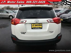 2013 Toyota RAV4 Limited, Automatic, Sunroof, Back Up Camera, AW Oakville / Halton Region Toronto (GTA) image 5