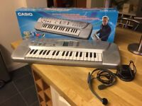 Casio SA-75 Song Bank Keyboard - excellent condition in box £20 ONO