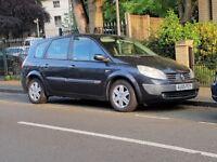 7 Seater -- Renault Grand Scenic 1.6 -- MOT Sep 2018 -alike vauxhall zafira toyota verso ford galaxy