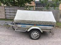 Lider trailer 4.7 ft x 6.1 ft