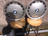 BMW E30 wheel trims