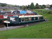 30ft narrowboat with sought after leisure mooring