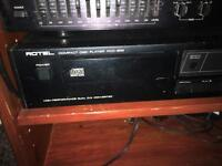 Rotel CD player RCD-855