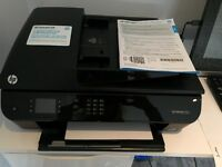 Damaged HP Officejet 4630 wireless All in One printer