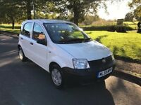 2008/58 FIAT PANDA ACTIVE IN WHITE ONLY 48,000 MILES