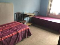 Large double room sharing for professional people at Stratford only £75pw (inc all bills)