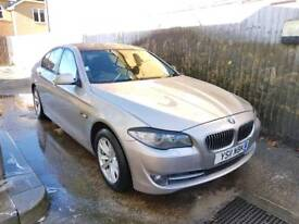 BMW 2011 520D F10 two keys just two keeps
