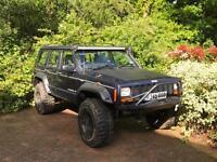 Jeep Cherokee XJ 4.0 off roader