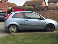 Ford Fiesta - spares and repairs