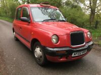 London taxi tx2 manual , LTI/ LTC/ Black cab
