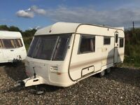 Coachman VIP 1996 twin axle 5 berth cassette toilet shower hot and cold running water 💦 carver fire
