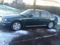 rover 75 club 4 door saloon